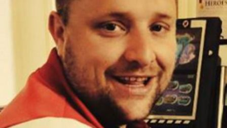 Essex Police are looking for Simon Bond, 38, in connection with an ongoing investigation into blackmail