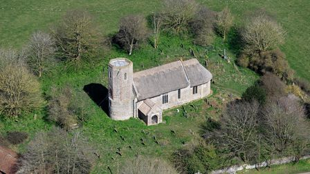Heckingham St Gregory church in the care of the Churches Conservation Trust