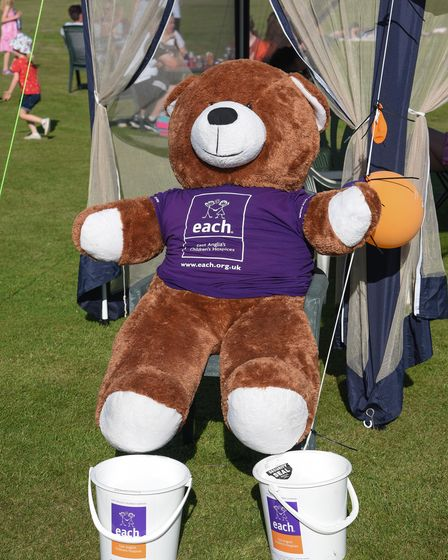Bearstival in Brisley which was put on in aid of EACH. Picture: Danielle Booden