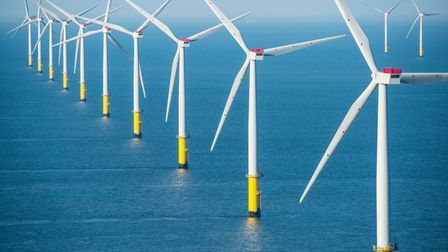 More offshore wind farms could be on the way for the North Sea off East Anglia