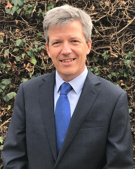 Daniel Thrower has been announced as the new chief executive of the Wensum Trust in Norwich. Picture