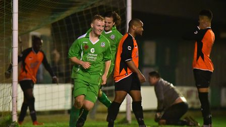 The Planters are our area's only remaining side in the FA Vase after Gorleston, green, and Kirkley &
