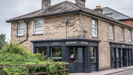 The Fish Dish has just opened on Station Road in Sudbury