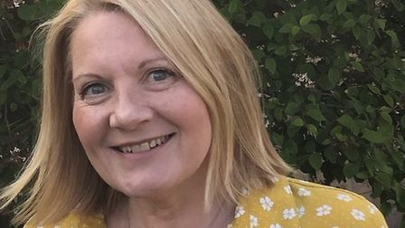 Jane Manning, project manager at Caring Friends for Cancer Mid Norfolk