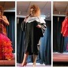 Felicity Flappes appeared at Littleport Ex-Servicemen's club in Ely on Saturday (July 17) to entertain drag queen fans.
