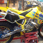 A burglarytook place in Park Street, Stoke by Nayland in which a motorbike was stolen.