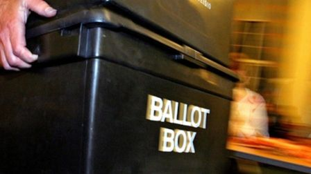 Voters go to the polls August 12 at BethnalGreen's Weavers ward