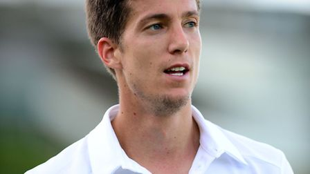 Aljaz Bedene is set to play at Easton Tennis Centre. Picture: Dominic Lipinski/PA Wire.