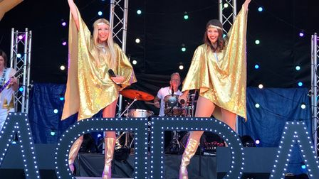 Chapterhouse Theatre presents 21Century ABBA at Ely Cathedral on August 6.