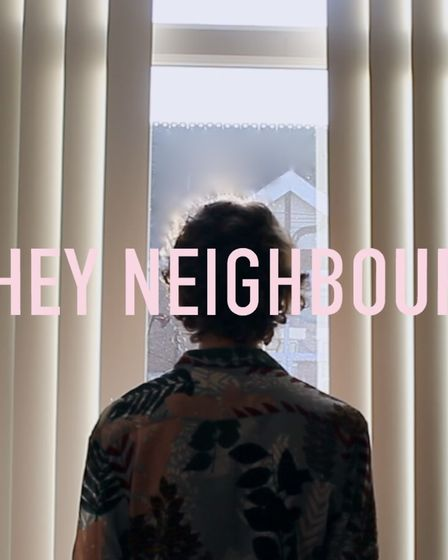 Jed, 19, from Cambridgeshire, was awarded second place in the competition for his song 'Hey Neighbour'.