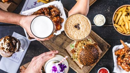 The Street Feast events, which run at the weekends, have also been expanded throughout 2021.