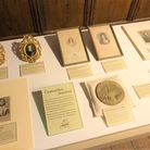 Never-seen-before artefacts on show at Oliver Cromwell's House in Ely.