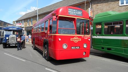 BusFest returns to Whittlesey this year, after the event was cancelled last year due to Covid-19 restrictions.