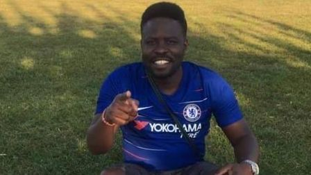 Popular Tesco member of staff Geoffrey Siango, who died of cancer aged 35