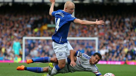 Norwich City summer transfer target Steven Naismith is set for talks over his Everton future with Ro