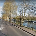 A person was rescued from the River Yare off Yarmouth Road in Norwich