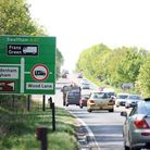 A cycle path is planned alongside part of the A47 between Hockering and great Tuddenham. Picture: Ma