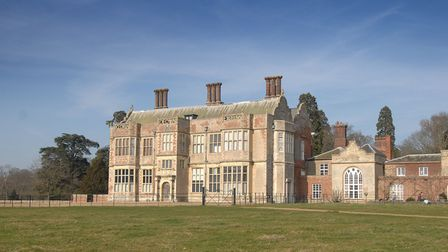 The National Trust have restored the kitchen at Felbrigg Hall to show how it would look during a din