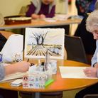 Art group called Palette for Pleasure in Martham which has been successful in applying for funding i