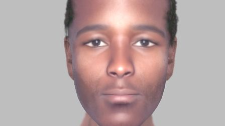 The E-fit was released on July 7 by Essex Police after a suspicious incident in June 10 in Colchester