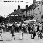 Leopold Road Norwich Charles and Diana wedding
