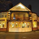 The Fiveways pub at the roundabout. PHOTO BY SIMON FINLAY