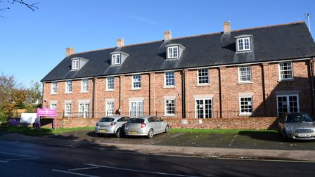 There was a Covid-19 outbreak at Magdalen House care home in Hadleigh during the second national loc
