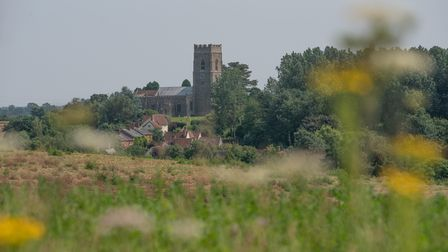 Kersey is one of Suffolk's prettiest villages. Picture: Sarah Lucy Brown