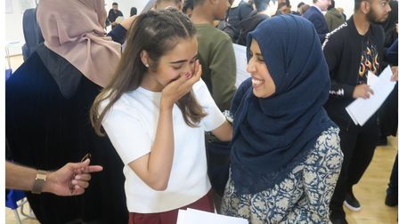 Sixth form'sAnikta Hussain scoops top A-Level grades at Whitechapel's Swanlea Secondary, rated outstanding byOfsted