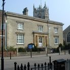 Three men reported being threatened by another man carrying a knife in Museum Square, Wisbech