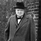 File photo dated circa 1940 of Sir Winston Churchill, as events will be held to mark the 50th annive