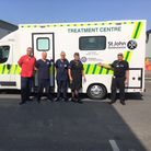The new roving vaccination vehicle will be operating at a number of sites across Cambridgeshire and Peterborough.