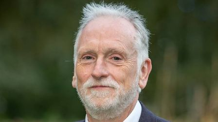 Prof Dylan Edwards, cancer biologist andpro-vice-chancellor for Medicine and Health Sciences at UEA