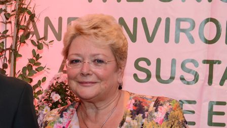 Sue Hacon has been suspended from the conservative party after going out despite a family member being Covid positive