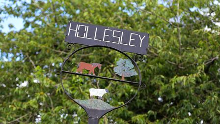 The village of Hollesley Picture: SARAH LUCY BROWN