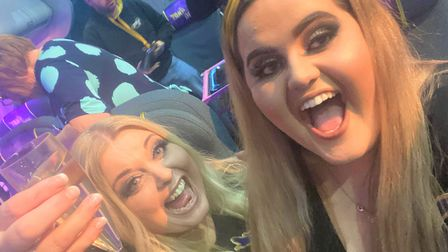 Chloe and Michelle Pauley from Chatteris, Cambridgeshire, have won BBC One's Take Off