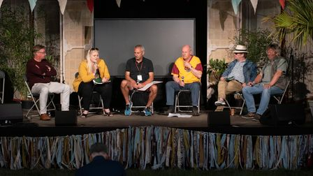 Members of the Digital, Culture, Media and Sports Committee discuss the plight of the UK's live even