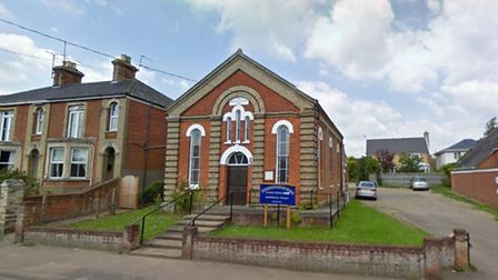Halesworth Methodist Church could be converted into a day care centre