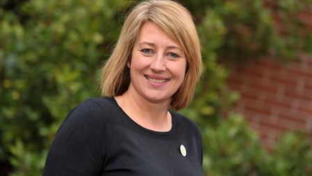 Director of Nursing Lisa Nobes. Picture: SARAH LUCY BROWN