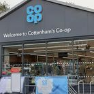 £750 in cash was stolen during a break-in at the Co-op store in Cottenham on Sunday morning.