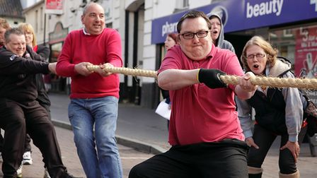 Active Fakenham has organised many events over the years, from cycling to tug-of-war, to live music.