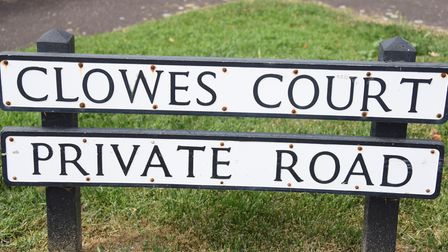 Clowes Court in Beccles.