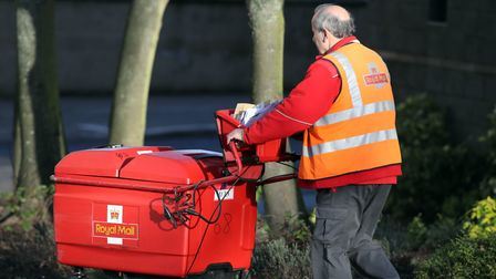 Royal Mail has warned of disruption in Suffolk due to Covid