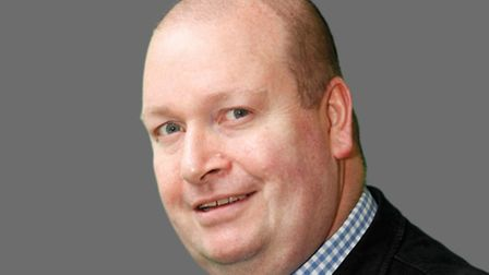 Dave Hill of Essex County Council who has been brought in as a commissioner for Norfolk children's s
