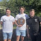 High Easter Football Club won the Braintree & North Essex Sunday League Division Two title