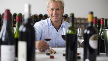 Jay Wright, chief executive of Virgin Wines. Picture submitted