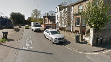 Emergency services have rescued a man from a collision in Newmarket