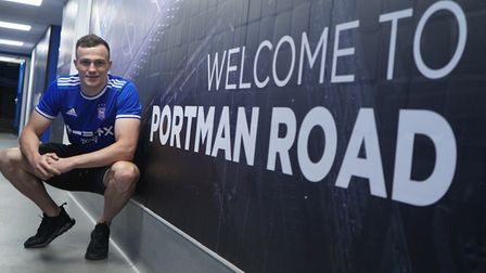 George Edmundson has signed for Ipswich Town from Rangers