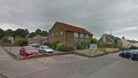 Haverhill's former magistrates' court could be converted into a retirement complex