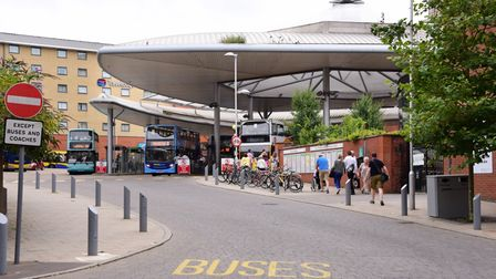 Norwich Bus Station is expected to get a £400,000 revamp